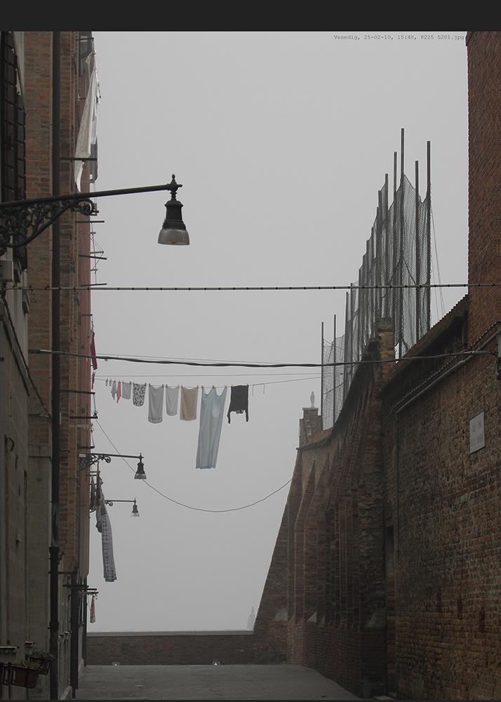 Venedig als Waschküche
