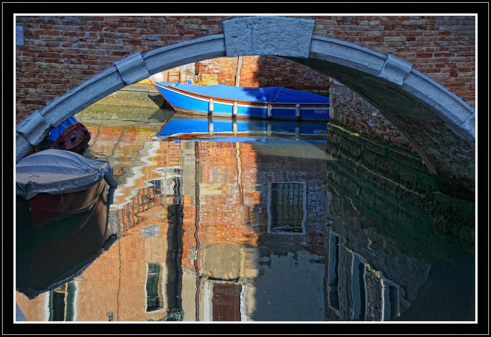 Venedig - Am Kanal