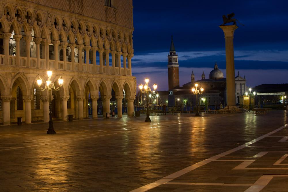 Venedig am Morgen