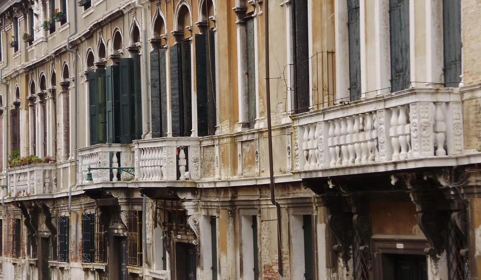 Venedig, auch ich...