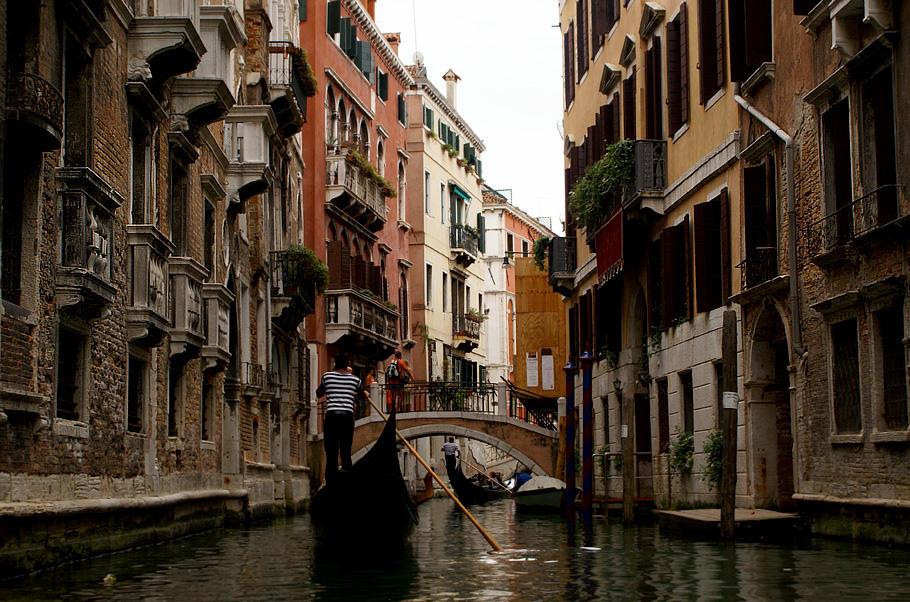 Venedig aus Gondelsicht