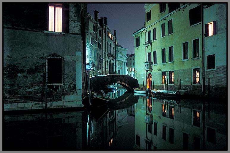 Venedig bei Nacht 01
