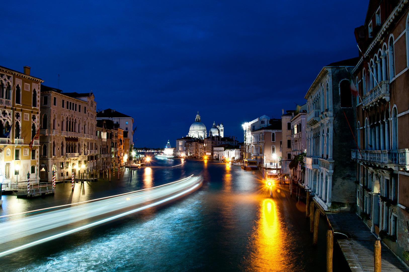 Venedig bei Nacht 2
