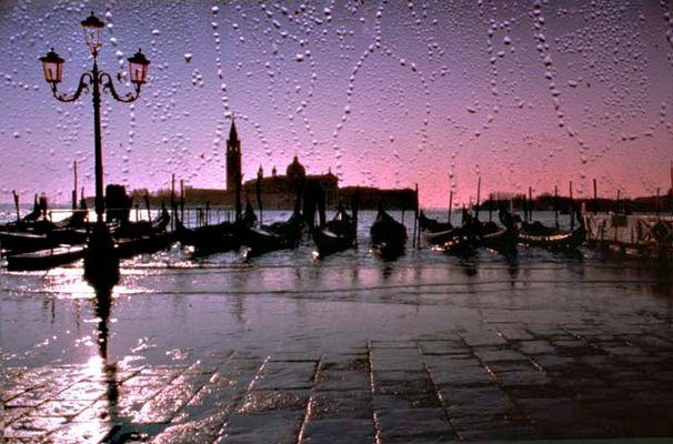 Venedig - Blick auf San Giorgio