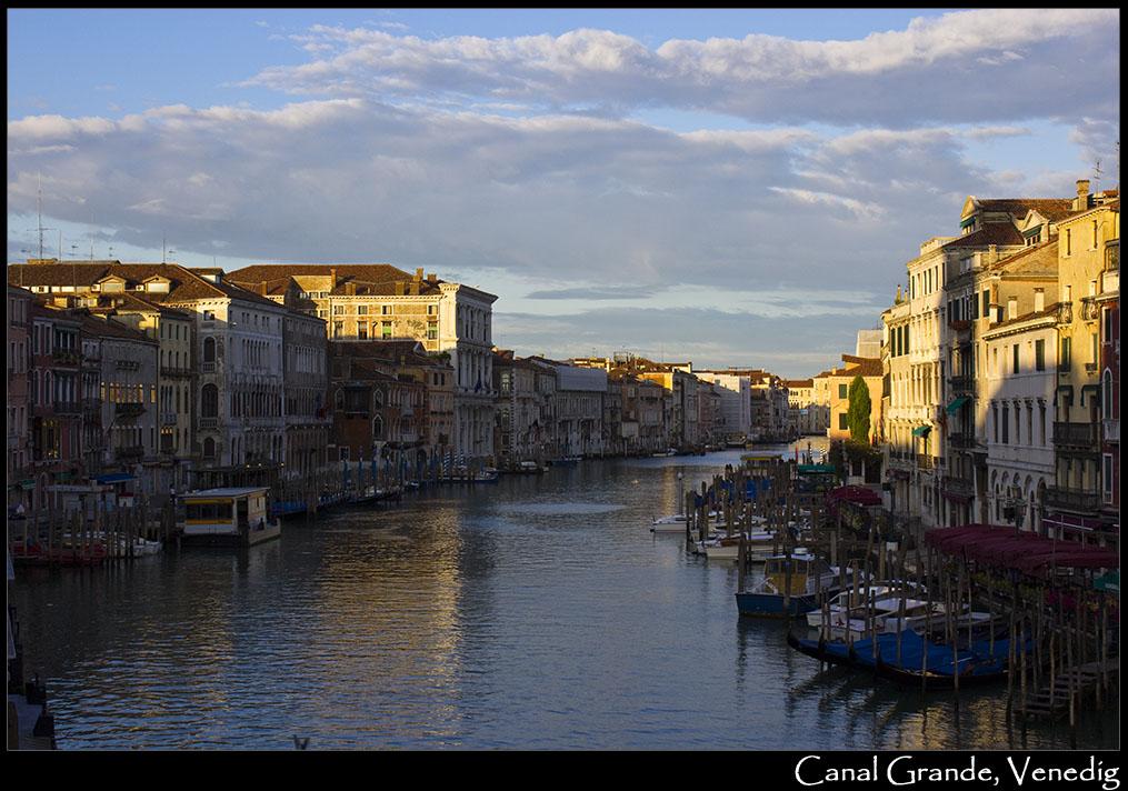 Venedig, Canal Grande #3