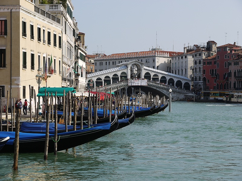 """Venedig: die Haupt-""""Strasse"""""""