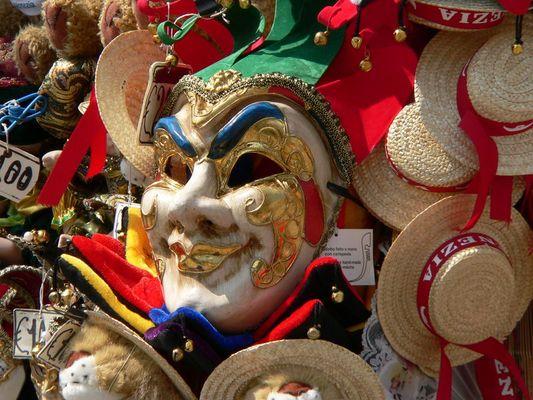 Venedig - die Maske lebt?