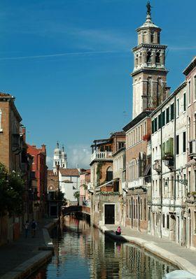 Venedig Ende August 2004