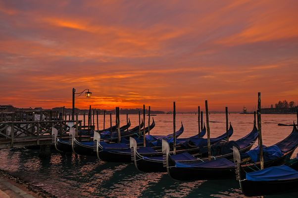 Venedig Erinnerung
