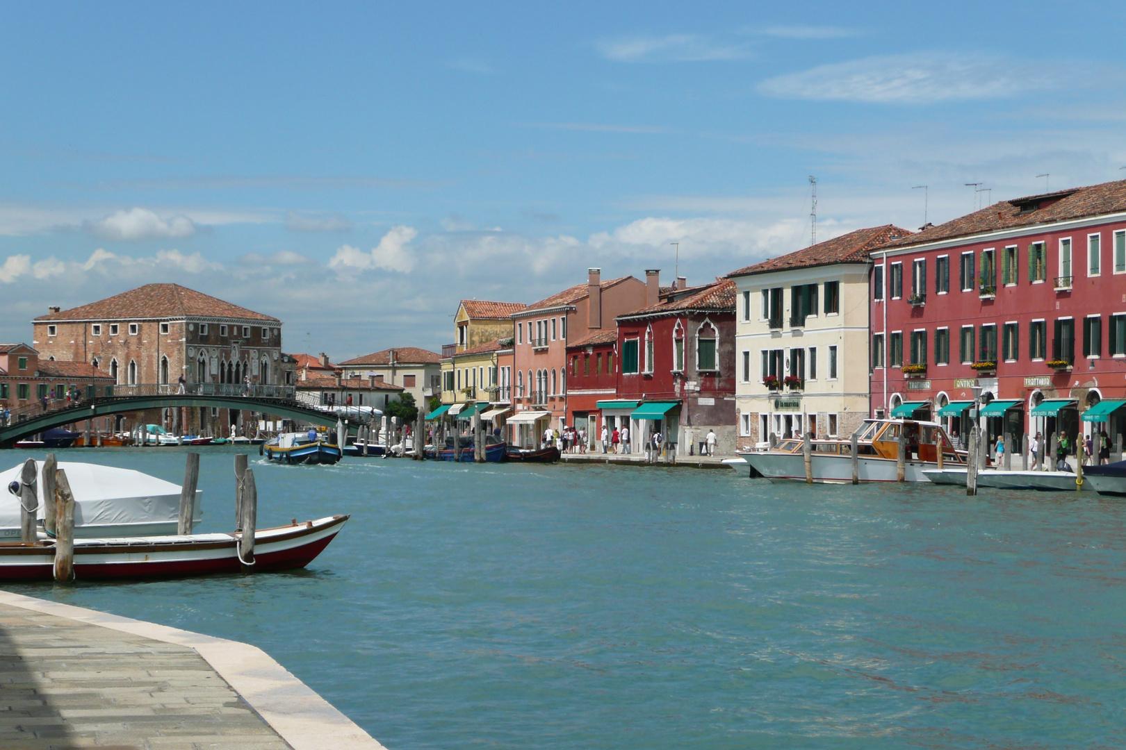 Venedig etwas abseits der Touristenattraktionen