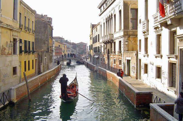 Venedig Februar 2010