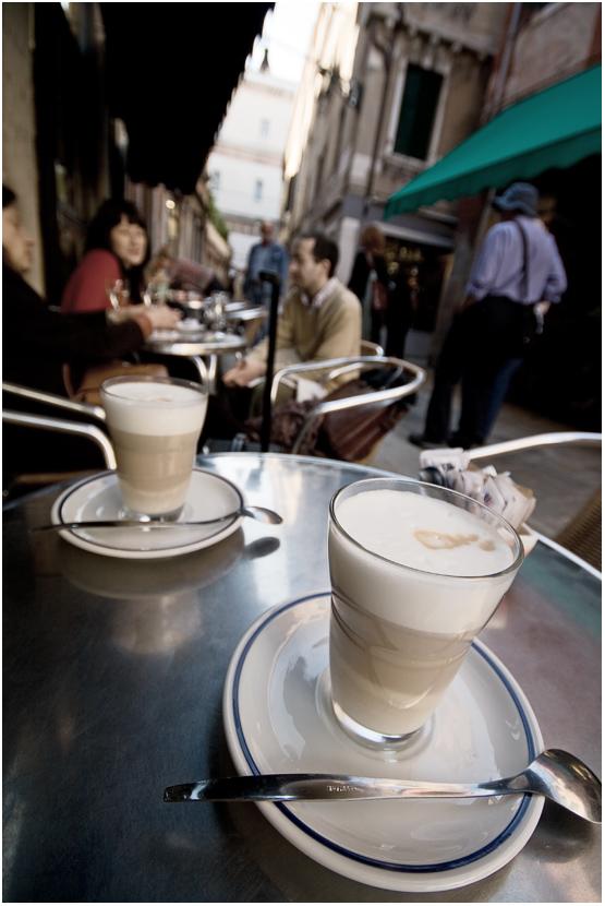Venedig I - Caffè Latte