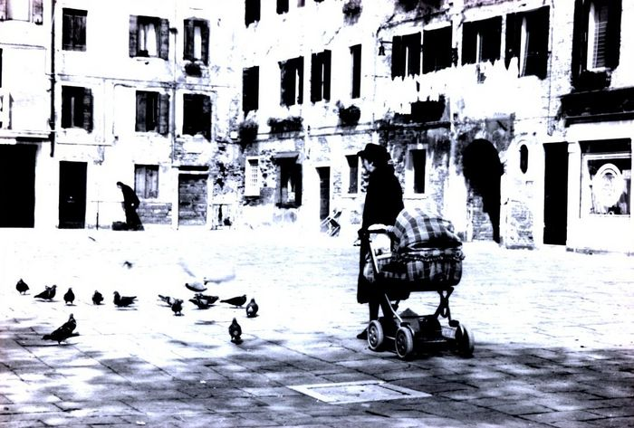 Venedig III, zweiter Versuch