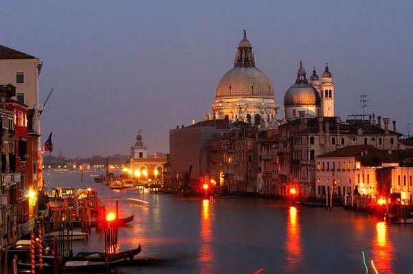 Venedig im Dezember 2006