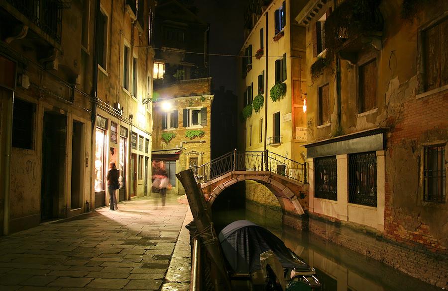Venedig im Dezember - die 4.