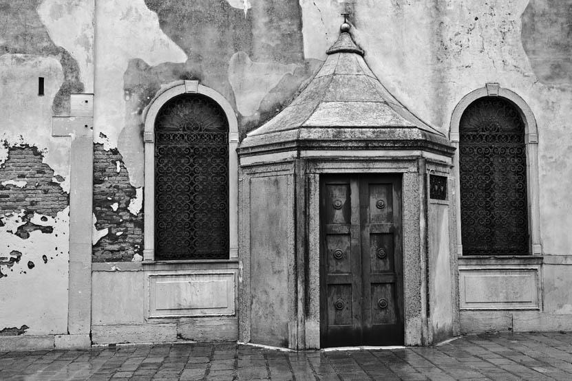 Venedig im Dezember X