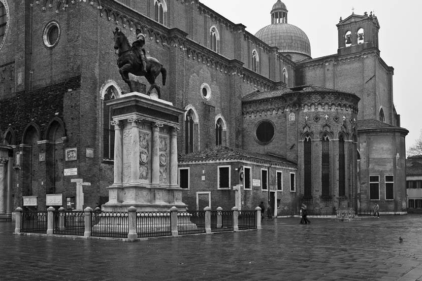 Venedig im Dezember XI