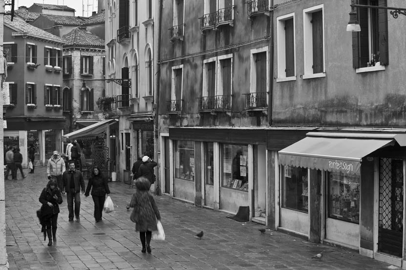 Venedig im Dezember XII