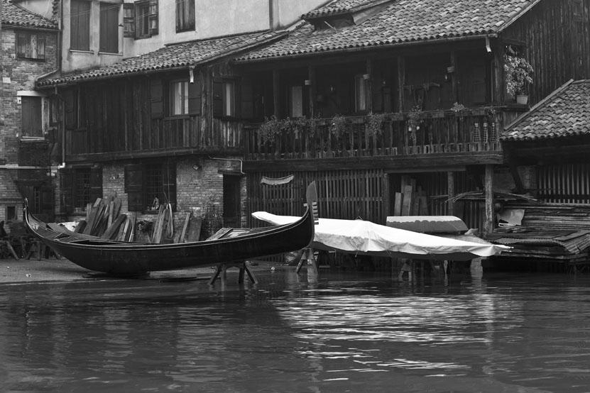 Venedig im Dezember XIII