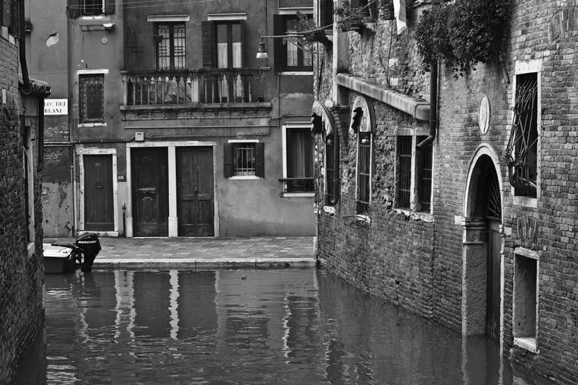 Venedig im Dezember XV