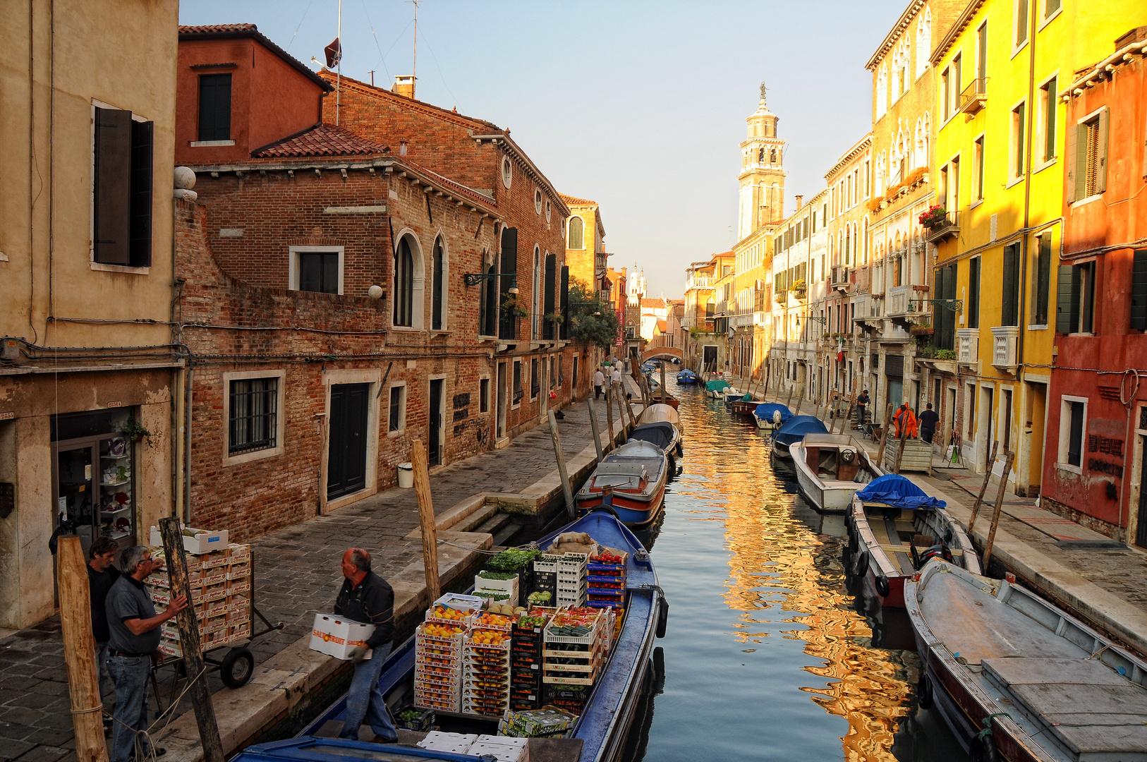 Venedig - Im Dorsoduro