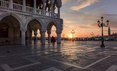 Venedig im Januar