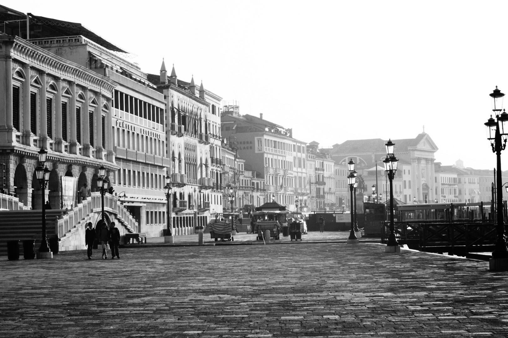 Venedig im Morgengrauen