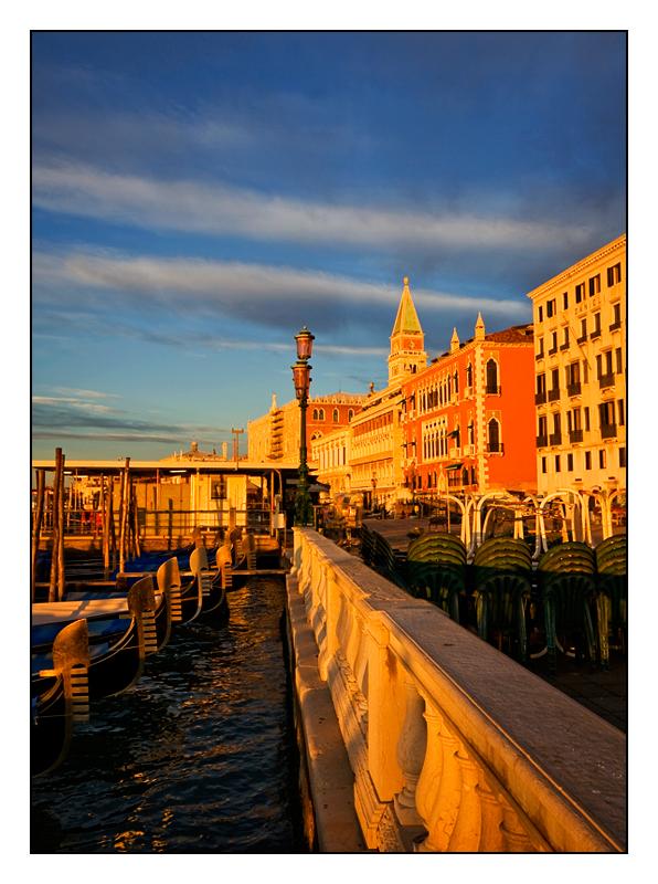 Venedig im Morgenlicht