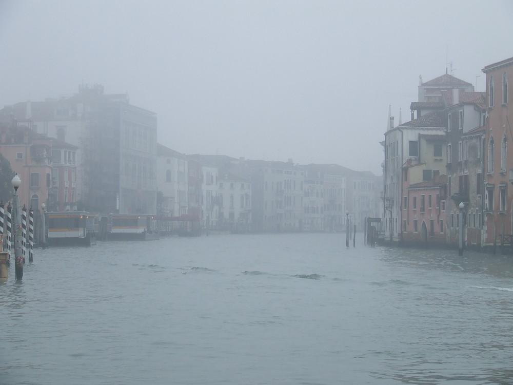 Venedig im Nebel 5