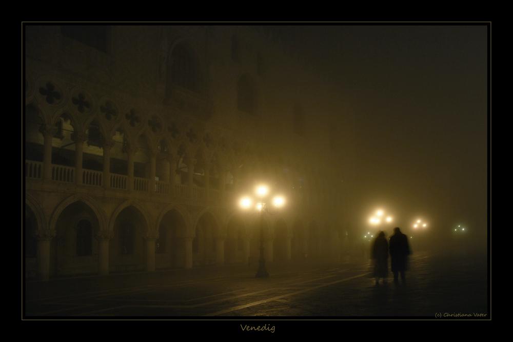 Venedig im Nebel II