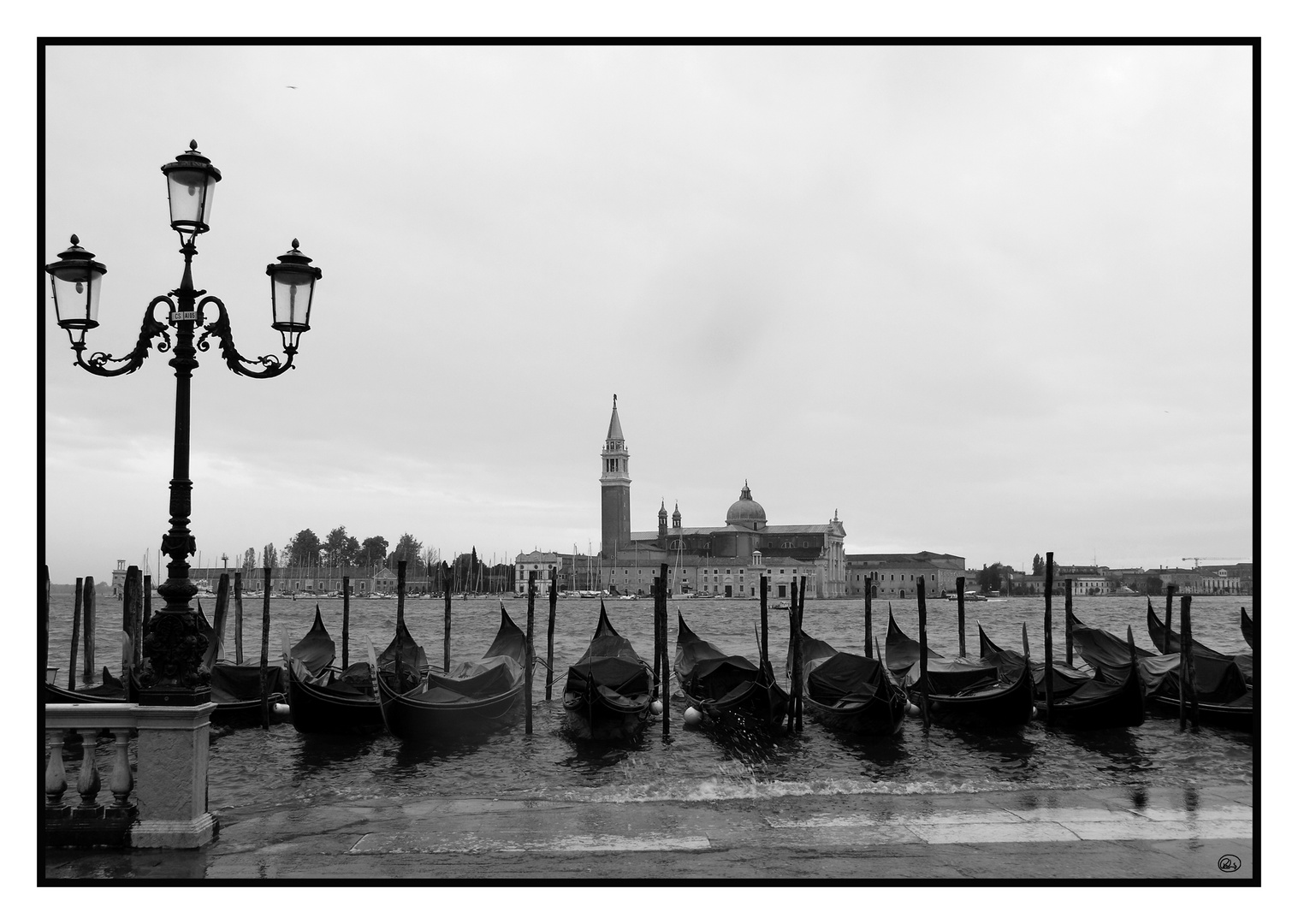 Venedig im November 2010