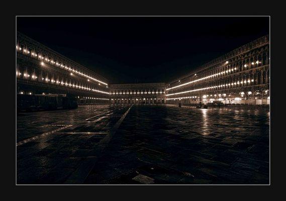 """Venedig im Oktober 2006 """"Markusplatz1"""""""