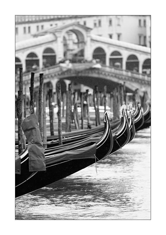Venedig im Regen