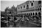Venedig im Regen ...