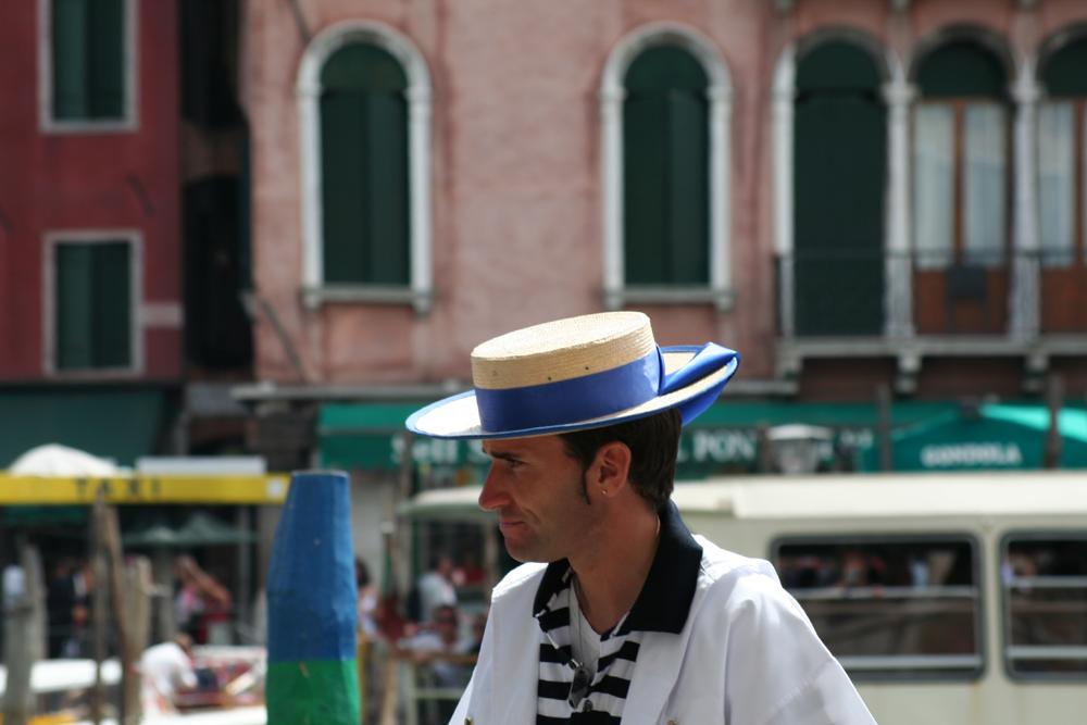 Venedig im Sommer