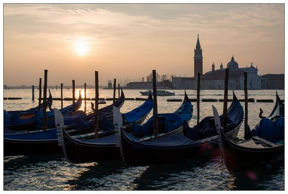 Venedig im Sonnenaufgang #3