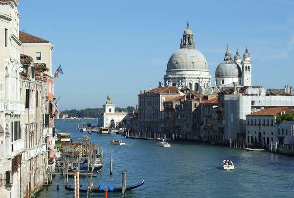 Venedig immer eine Reise wert