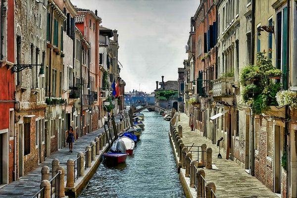 Venedig - immer eine Reise wert