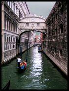 Venedig Impression: Seufzerbrücke