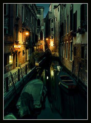 Venedig in Abendstimmung