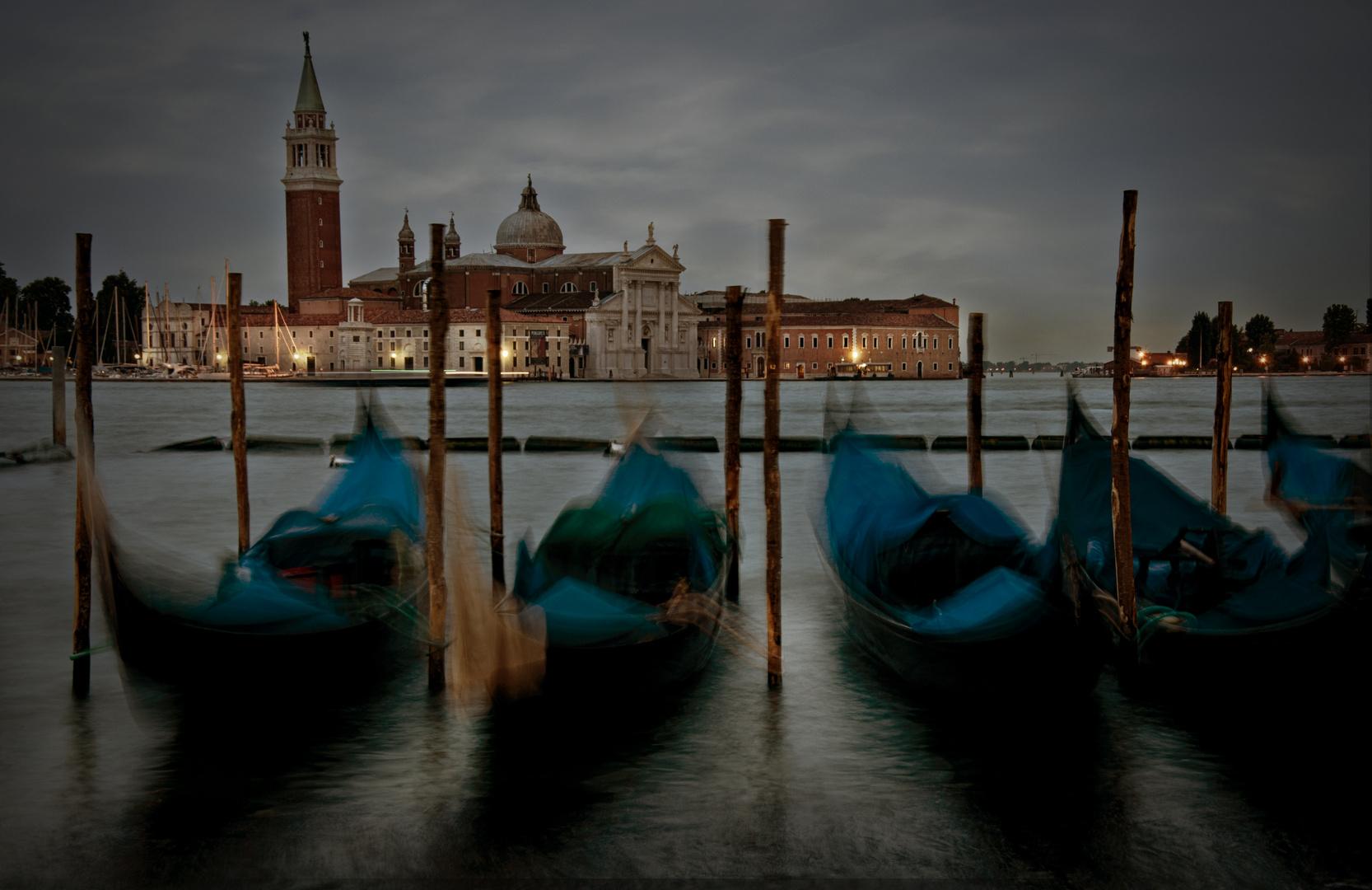 Venedig in der Nacht