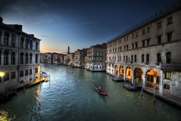 Venedig in HDR