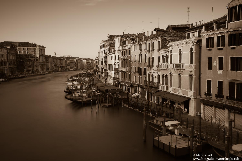 Venedig in Sepia.......