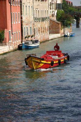 Venedig ist einfach anders...