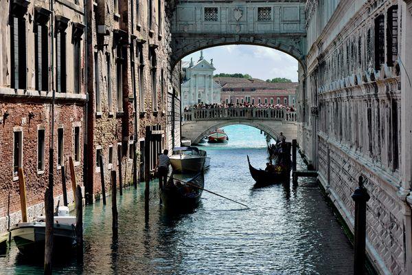 Venedig, jenseits vom Markusplatz