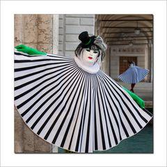 Venedig Karneval 2012 - Stars In Stripes