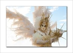 Venedig Karneval - Angel from Above