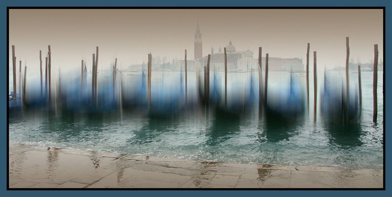 Venedig, Makusplatzkai!