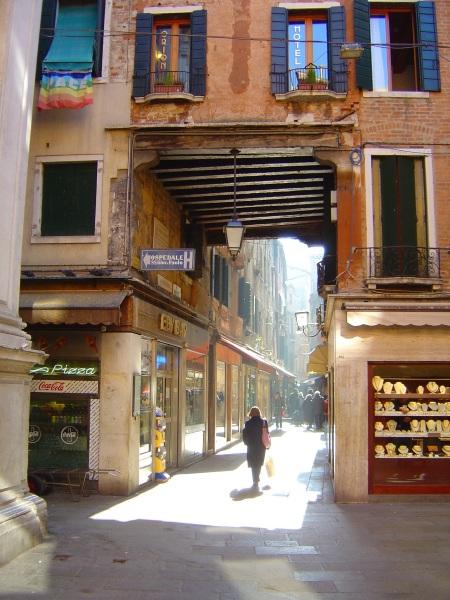 Venedig mal ohne Gondel