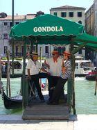 Venedig - Menschen bei der Arbeit?!